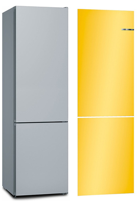 Refrigerateur congelateur en bas Bosch KGN39IJ3A + KSZ1BVF00