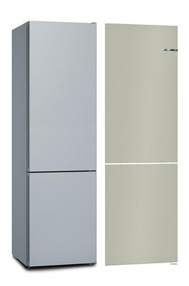 Refrigerateur congelateur en bas Bosch VARIOSTYLE KGN39IJ3A + KSZ1BVK00