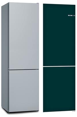 Refrigerateur congelateur en bas Bosch VARIOSTYLE KGN39IJ3A + KSZ1BVU10