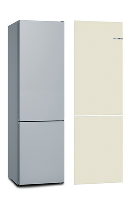 Refrigerateur congelateur en bas Bosch VARIOSTYLE KGN39IJ3A + KSZ1BVV00