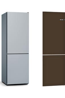 Refrigerateur congelateur en bas Bosch KGN39IJEA KSZ1BVD00