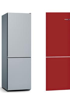 Refrigerateur congelateur en bas Bosch KGN39IJEA KSZ2BVR00