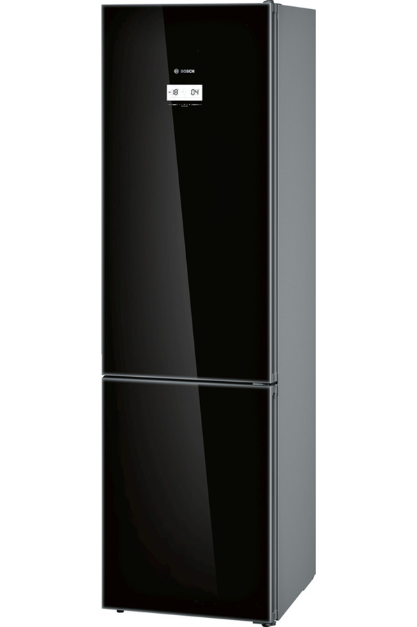 refrigerateur congelateur en bas bosch kgn39lb35 4229746. Black Bedroom Furniture Sets. Home Design Ideas