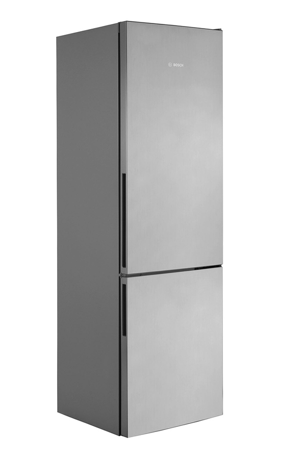 refrigerateur congelateur en bas bosch kgn39vl31 inox. Black Bedroom Furniture Sets. Home Design Ideas