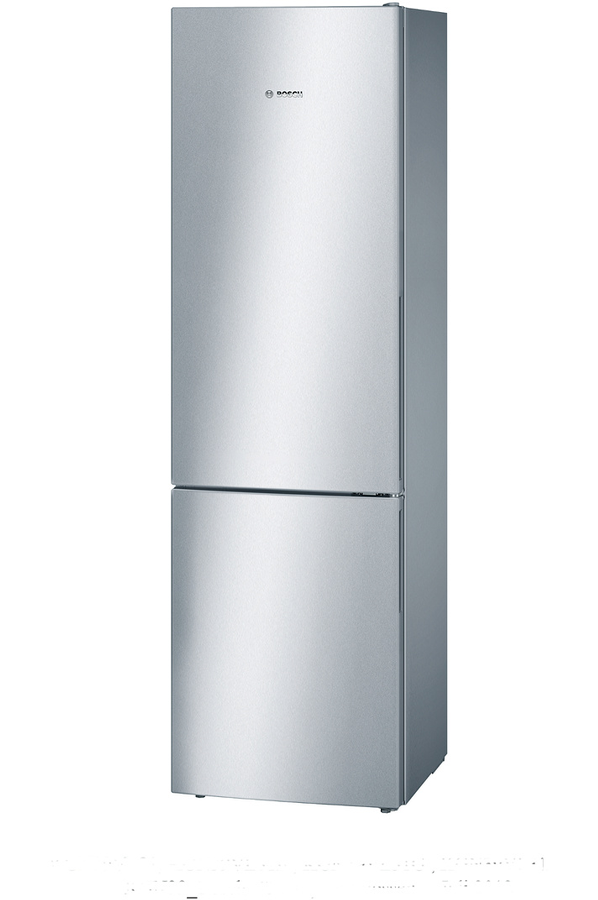 refrigerateur congelateur en bas bosch kgn39vl32 inox. Black Bedroom Furniture Sets. Home Design Ideas