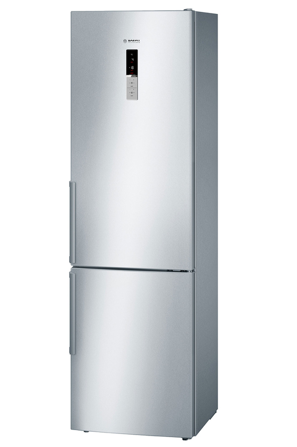 refrigerateur congelateur en bas bosch kgn39xi42 inox. Black Bedroom Furniture Sets. Home Design Ideas