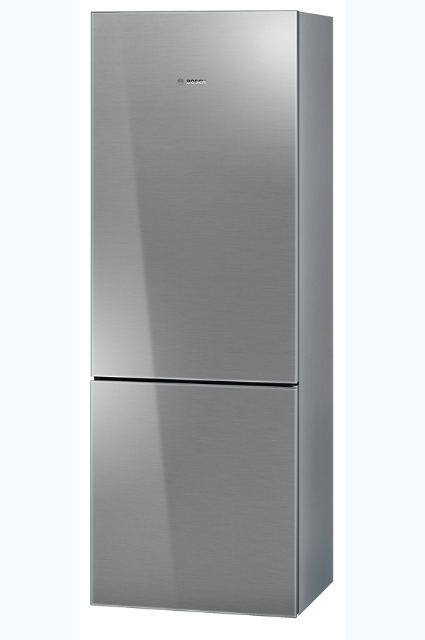 refrigerateur congelateur en bas bosch kgn49sm31 inox. Black Bedroom Furniture Sets. Home Design Ideas