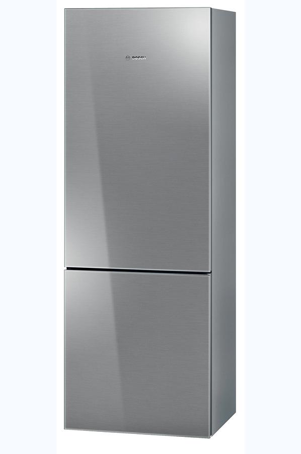 refrigerateur congelateur en bas bosch kgn49sm31 inox darty. Black Bedroom Furniture Sets. Home Design Ideas