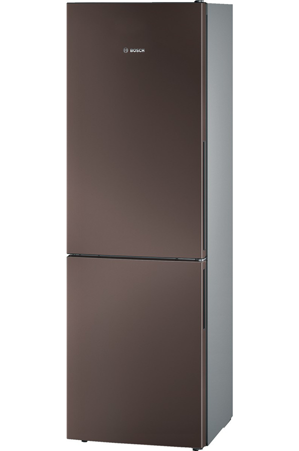 refrigerateur congelateur en bas bosch kgv36vd32s 4009800. Black Bedroom Furniture Sets. Home Design Ideas