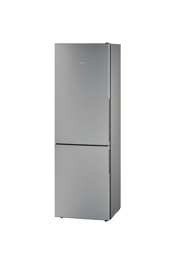 refrigerateur congelateur en bas bosch kgv36ve32s silver. Black Bedroom Furniture Sets. Home Design Ideas
