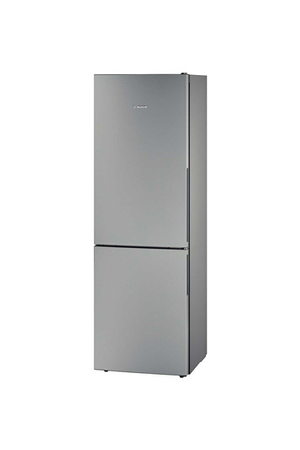 refrigerateur congelateur en bas bosch kgv36ve32s silver darty. Black Bedroom Furniture Sets. Home Design Ideas