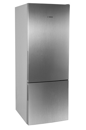 refrigerateur congelateur en bas bosch kgv58vl31s inox darty. Black Bedroom Furniture Sets. Home Design Ideas