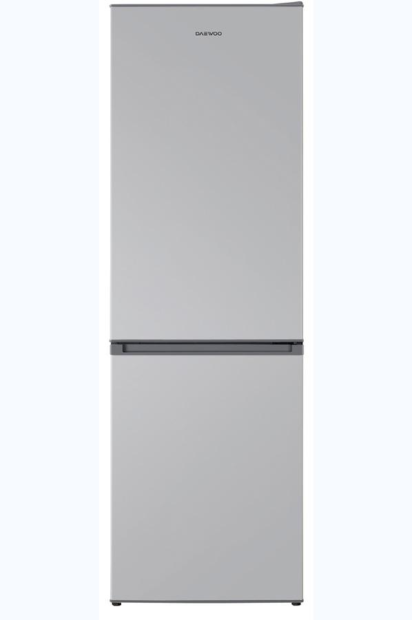 refrigerateur congelateur en bas daewoo rn 331ns silver. Black Bedroom Furniture Sets. Home Design Ideas