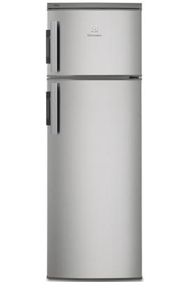 refrigerateur congelateur en haut electrolux ej2805aox2 inox 4014421. Black Bedroom Furniture Sets. Home Design Ideas