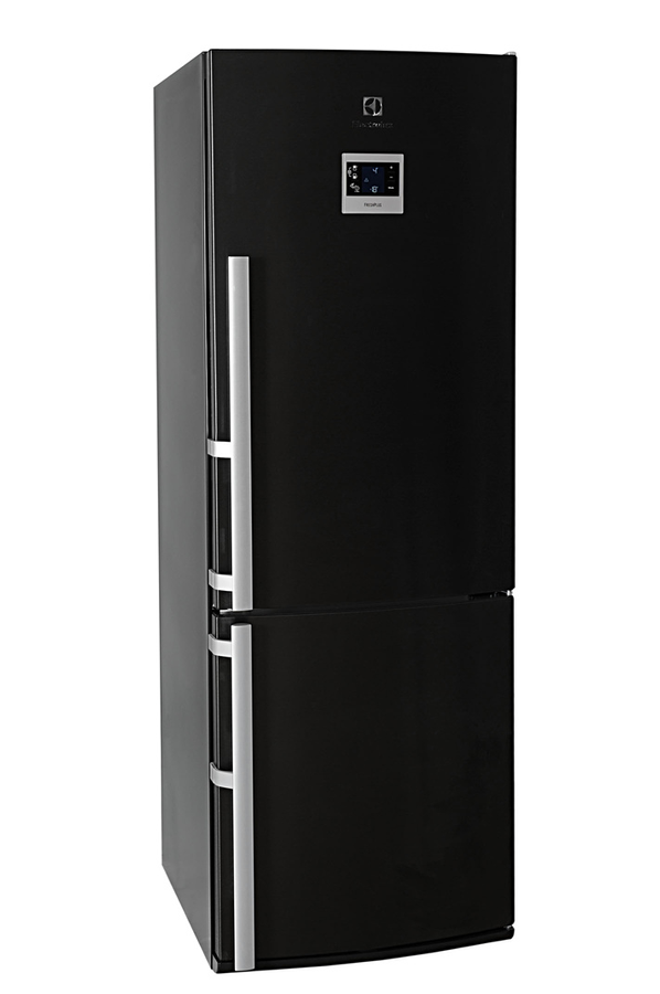 refrigerateur congelateur en bas electrolux en3487aoy. Black Bedroom Furniture Sets. Home Design Ideas