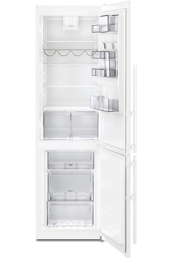 refrigerateur congelateur en bas electrolux en3858mfw darty. Black Bedroom Furniture Sets. Home Design Ideas