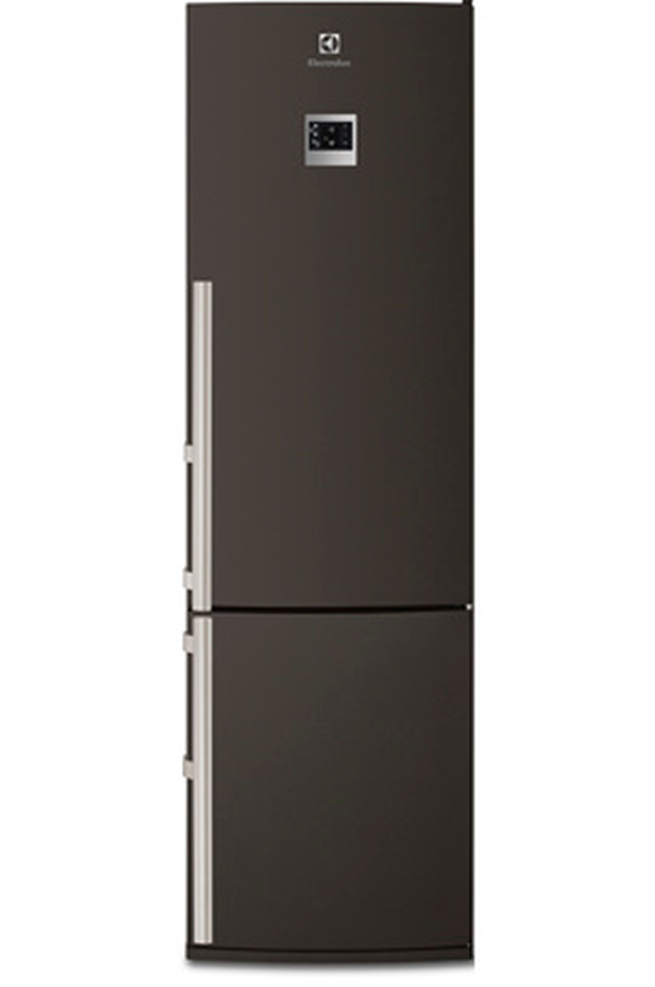 refrigerateur congelateur en bas electrolux en3881aoo. Black Bedroom Furniture Sets. Home Design Ideas