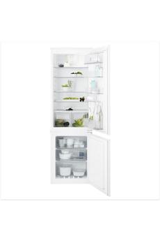 Refrigerateur congelateur en bas Electrolux ENT6TE18S 178 cm