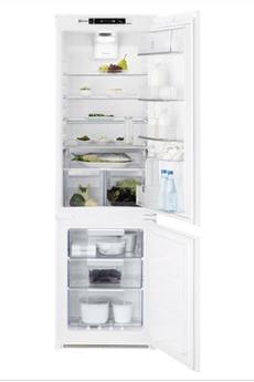 Refrigerateur congelateur en bas Electrolux ENT8TE18S 178CM