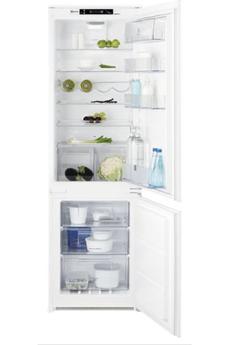 Refrigerateur congelateur en bas Electrolux LNS7TE18S 178CM