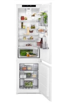 Refrigerateur congelateur en bas Electrolux LNS7TE19S 190CM