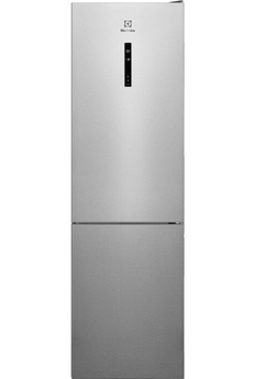 Refrigerateur congelateur en bas Electrolux LNT7ME34X2