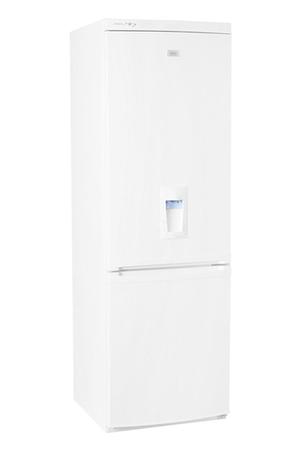 refrigerateur congelateur en bas faure frb836mw2 darty. Black Bedroom Furniture Sets. Home Design Ideas