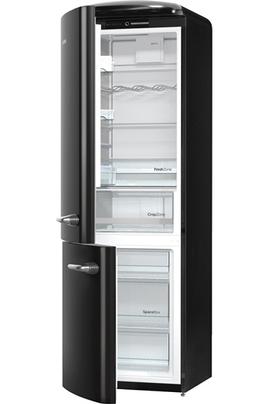 Refrigerateur congelateur en bas Gorenje ORK192BK/L