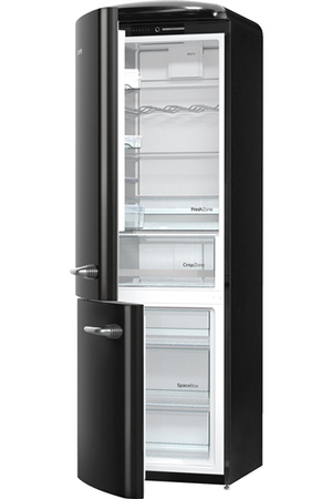 refrigerateur congelateur en bas gorenje ork192bk l darty. Black Bedroom Furniture Sets. Home Design Ideas