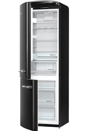 refrigerateur congelateur en bas gorenje ork192bk l darty. Black Bedroom Furniture Sets. Home Design Ideas