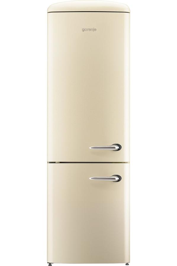 refrigerateur congelateur en bas gorenje ork192c l. Black Bedroom Furniture Sets. Home Design Ideas
