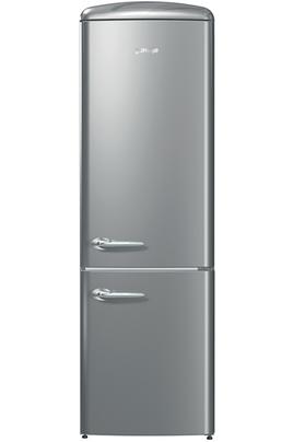 Volume 322 L - Dimensions HxLxP : 194x60x64 cm - A++ Réfrigérateur à froid brassé 227 L Congélateur à froid statique 95 L Eclairage LED