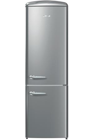 Refrigerateur congelateur en bas gorenje ork192x darty for Frigo gorenje