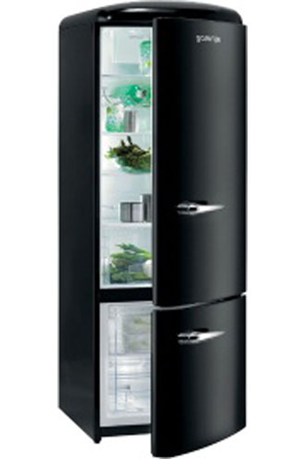 refrigerateur congelateur en bas gorenje rk 60319 obk. Black Bedroom Furniture Sets. Home Design Ideas