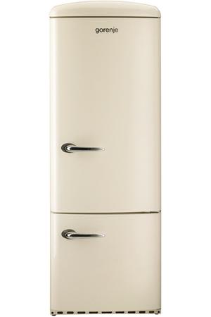 refrigerateur congelateur en bas gorenje rk 60319 oc darty. Black Bedroom Furniture Sets. Home Design Ideas