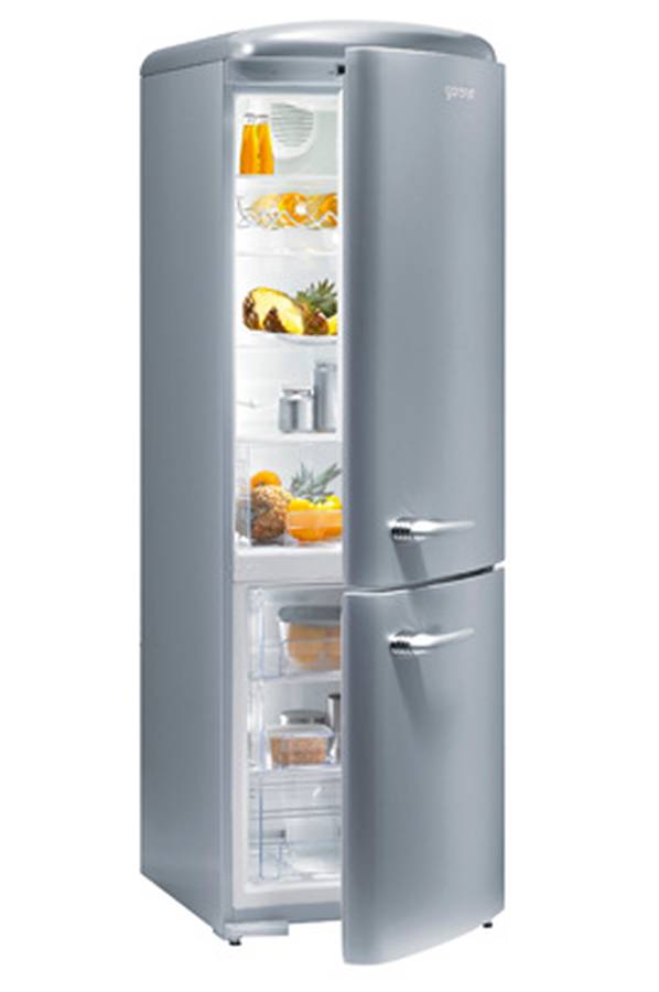 refrigerateur congelateur en bas gorenje rk60359oa 3598225 darty. Black Bedroom Furniture Sets. Home Design Ideas