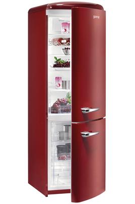 Refrigerateur congelateur en bas RK60359OR Gorenje