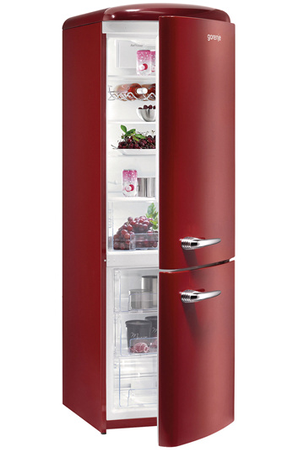 refrigerateur congelateur en bas gorenje rk60359or rk 60359 or 4024753 darty. Black Bedroom Furniture Sets. Home Design Ideas