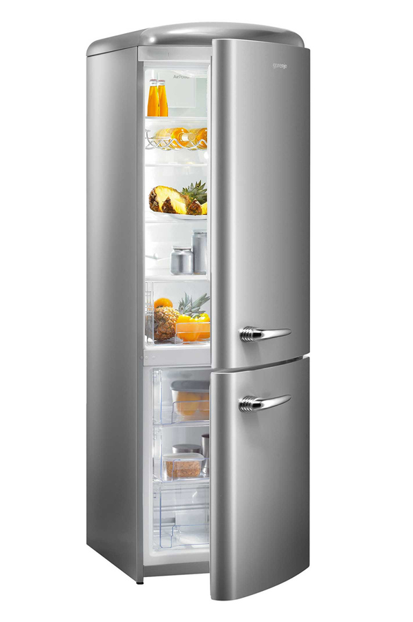 refrigerateur congelateur en bas gorenje rk 60359 ox rk. Black Bedroom Furniture Sets. Home Design Ideas