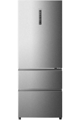 Volume 436 L - Dimensions HxLxP : 190x70x67.6 cm - A++ Réfrigérateur à froid ventilé 307 L Congélateur à froid ventilé 129 L Contrôle électronique - Eclairage LED
