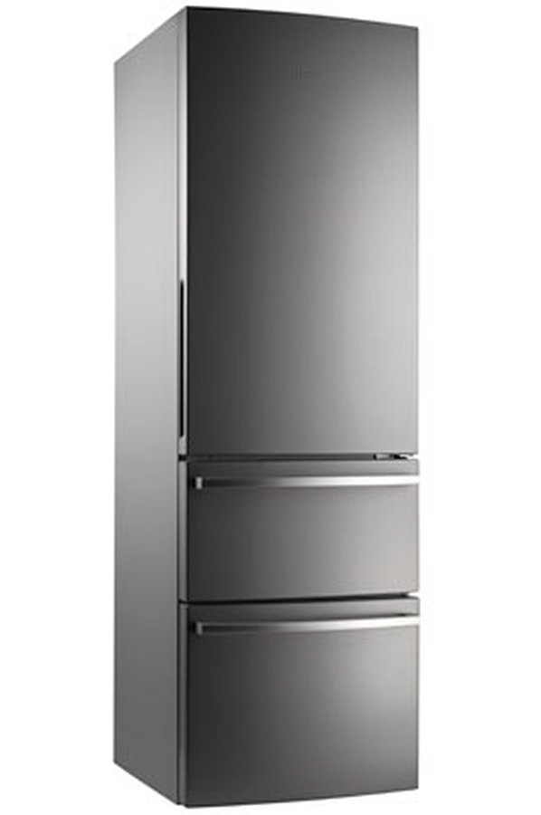 refrigerateur congelateur en bas haier afl 631cs f. Black Bedroom Furniture Sets. Home Design Ideas