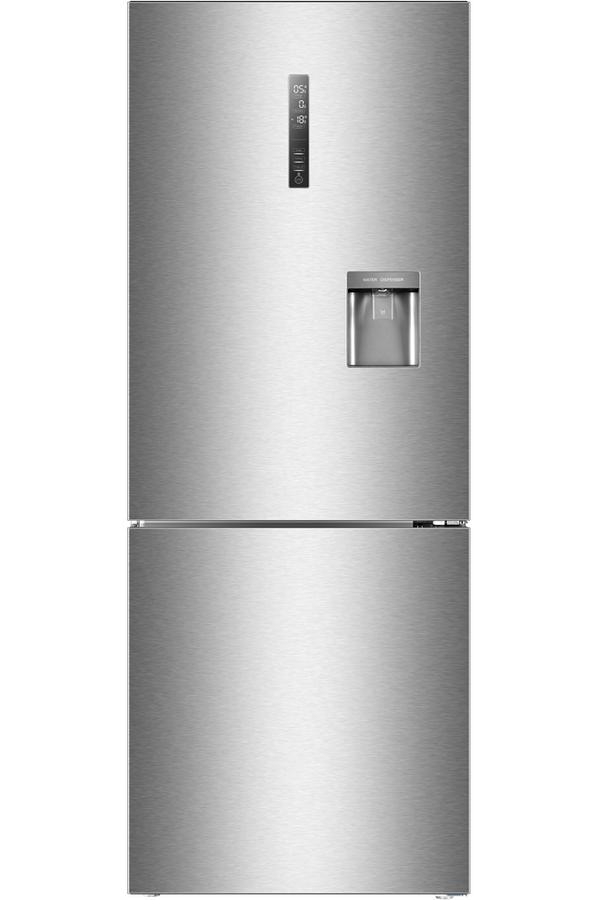refrigerateur congelateur en bas haier c3fe744cmjw darty. Black Bedroom Furniture Sets. Home Design Ideas