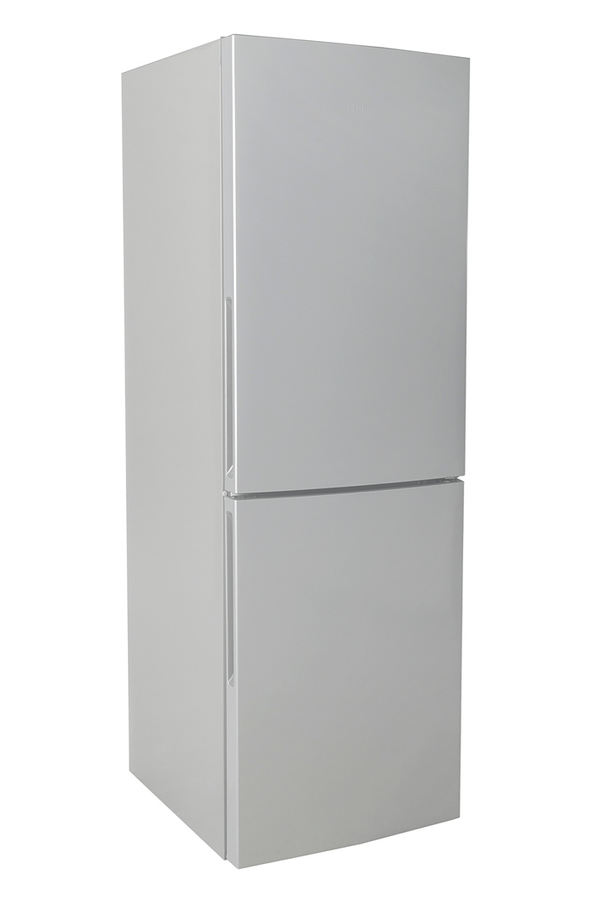 refrigerateur congelateur en bas haier cfe 629 cse silver. Black Bedroom Furniture Sets. Home Design Ideas