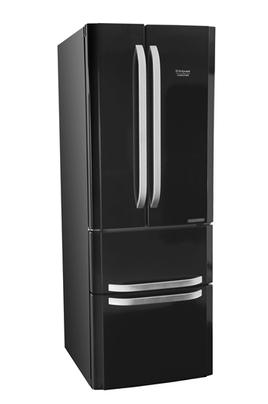 Volume 402 L - Dimensions HxLxP : 195x70x78 cm - A+ Réfrigérateur à froid ventilé 292 L Congélateur double tiroir à froid ventilé 110 L Réfrigérateur à double porte - Nouveau design
