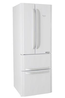 Volume 402 L - Dimensions HxLxP : 195x70x74 cm - A+ Réfrigérateur à froid ventilé 292 L Congélateur double tiroir à froid ventilé 110 L Réfrigérateur à double porte - Nouveau design