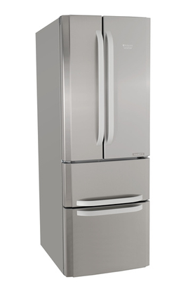 Réfrigérateur multi-portes Hotpoint E4DAAXC INOX