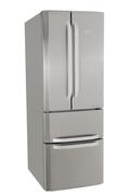 Refrigerateur congelateur en bas Hotpoint E4DAAXC INOX