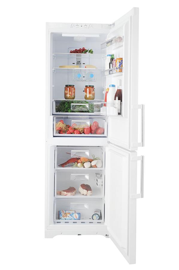 refrigerateur congelateur en bas hotpoint obs. Black Bedroom Furniture Sets. Home Design Ideas