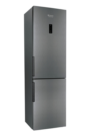 refrigerateur congelateur en bas hotpoint lh8ff2oc darty. Black Bedroom Furniture Sets. Home Design Ideas