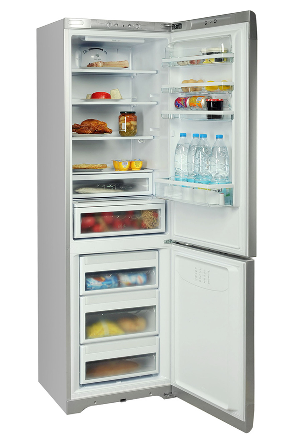 refrigerateur congelateur en bas hotpoint  obs  mbl 2033